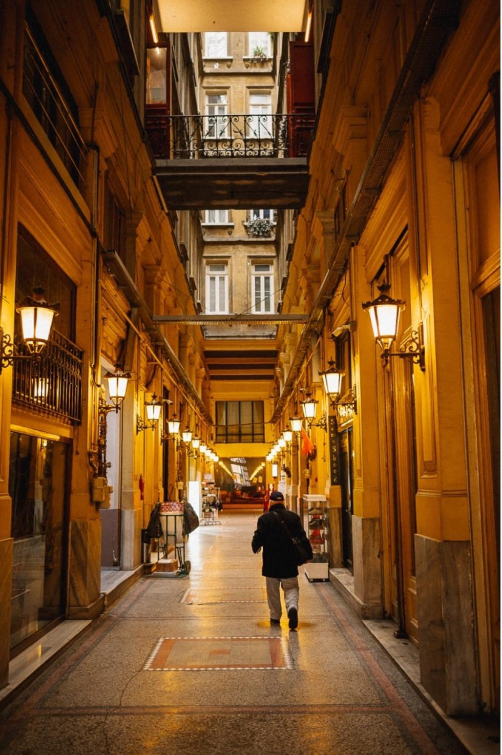 Стамбул в об'єктиві Віктора Голікова