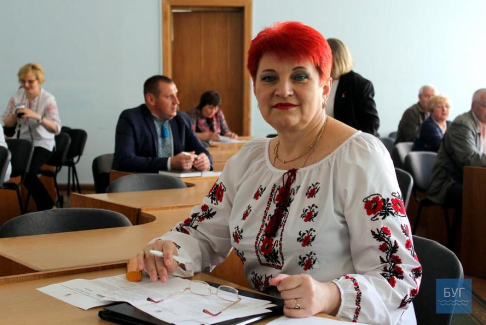 Тетяна Шибирин