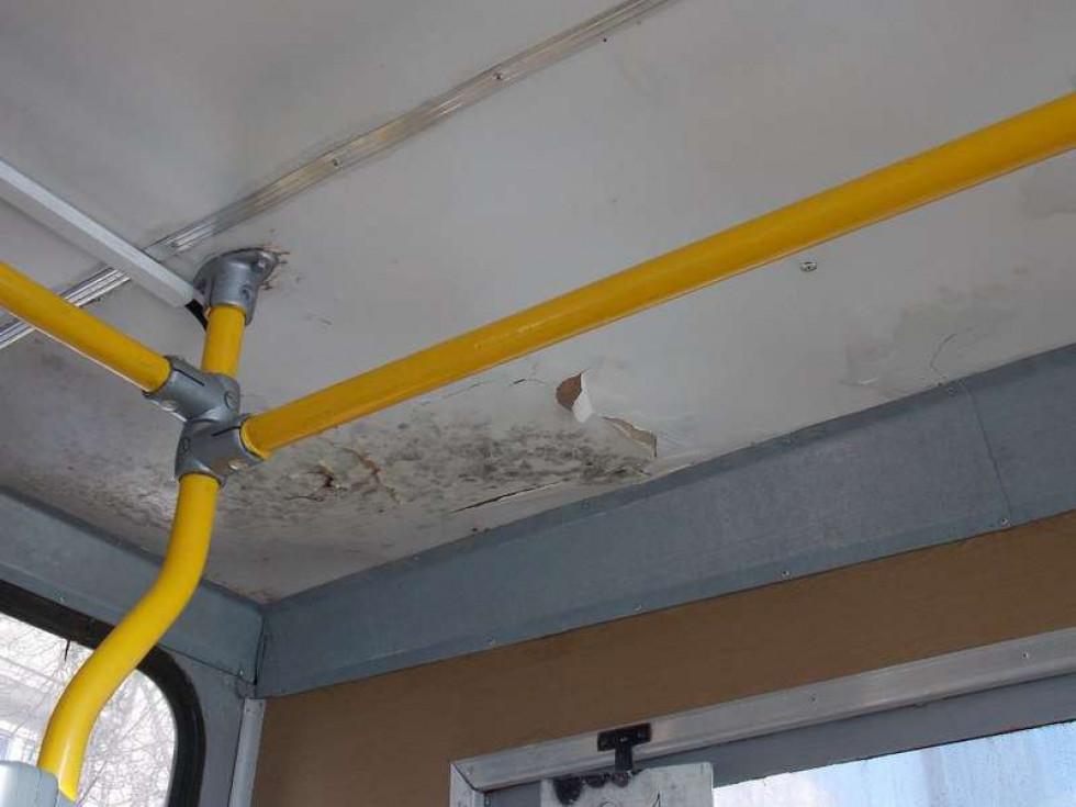Стан тролейбуса