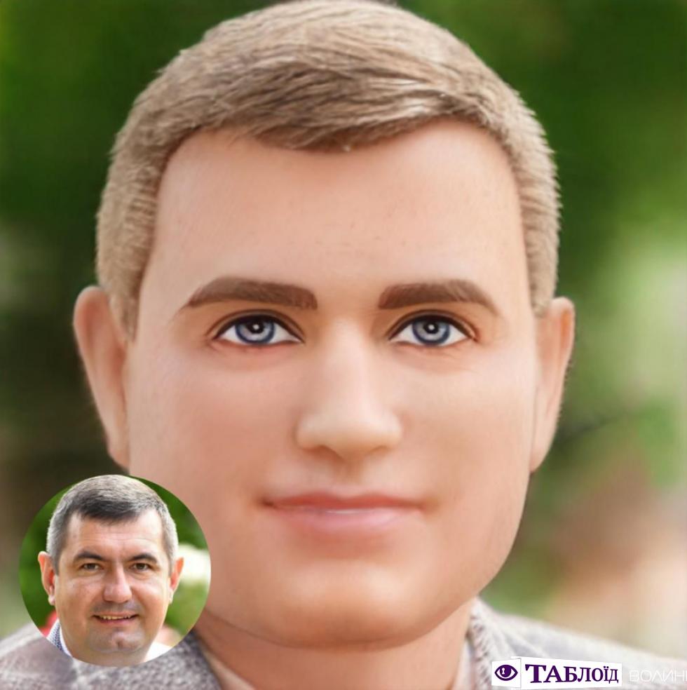 голова Волинської обласної ради Григорій Недопад