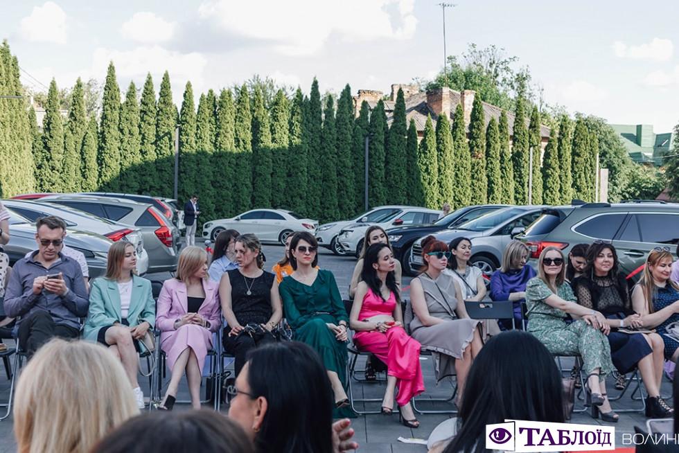 Красуні та красені дня: стильні гостіLutsk Fashion Weekend