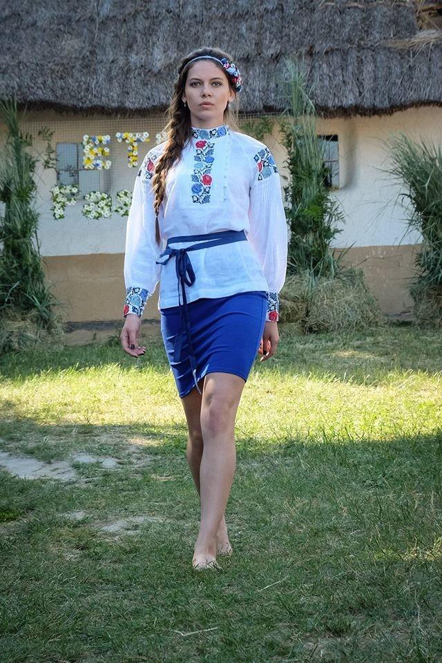 Луцька «Едельвіка» представила на Країні Мрій колекцію одягу 501ec7ec696fb