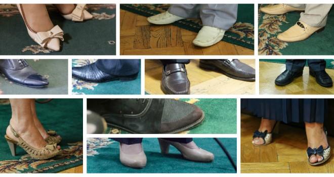 У якому взутті ходять у Луцьку міську раду 5d9b6e60cd2d5
