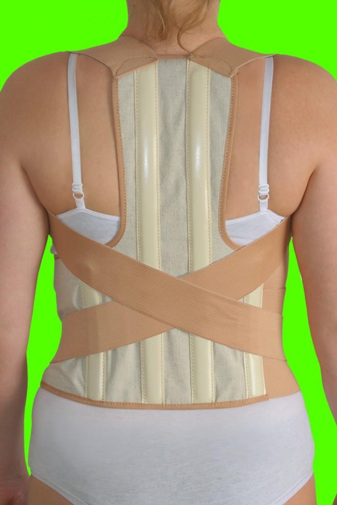 Как самому сделать корсет для спины
